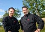 Les chefs, Nicolas ISNARD et David Le Comte